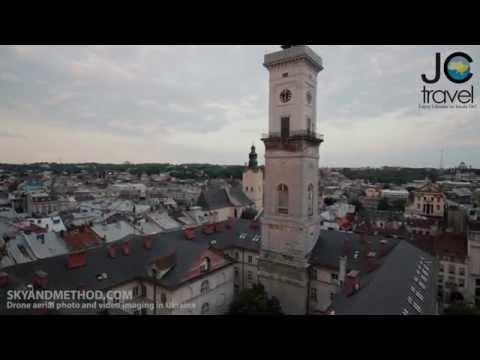 Travel to Lviv with JC Travel Ukraine