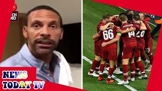 Man Utd legend Rio Ferdinand fires jibe at Liverpool as Red Devils take on Young Boys