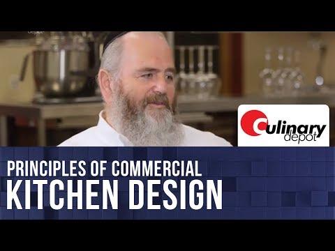 Principles of Commercial Kitchen Design - with Sholem Potash
