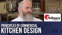 Principles of Commercial Kitchen Design - with Sholem Potash