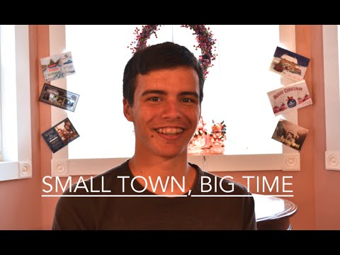 Small Town, Big Time | January 2
