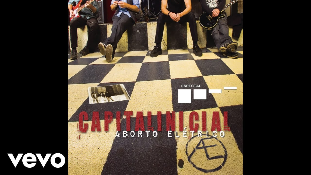 Capital Inicial - Baader-Meinhof Blues N°1 (Pseudo Video)