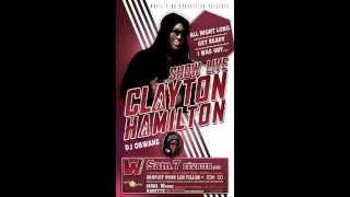 TEASER 2 _ CLAYTON HAMILTON_ WHITE CLUB_ 7/02/15