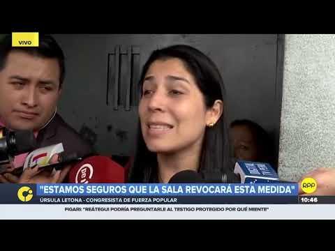 """Úrsula Letona: """"Keiko Fujimori no tiene ningún tratamiento privilegiado en el penal"""""""