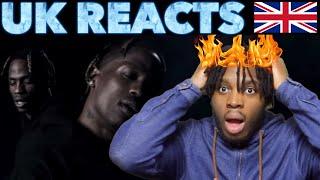 James Blake - Mile High (feat. Travis Scott and Metro Boomin) (UK Video REACTION)