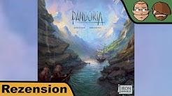 Pandoria - Brettspiel - Review