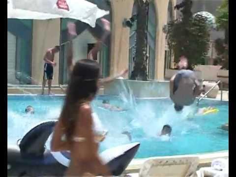 """""""GOLD WEEKEND EILAT"""" Pool Party in """"HERODS"""" hotel, ISRAEL 2009"""