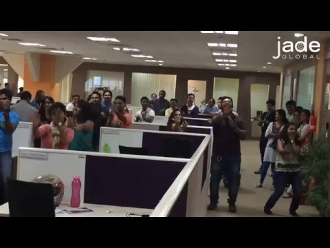 Jade Global Pune Falshmob