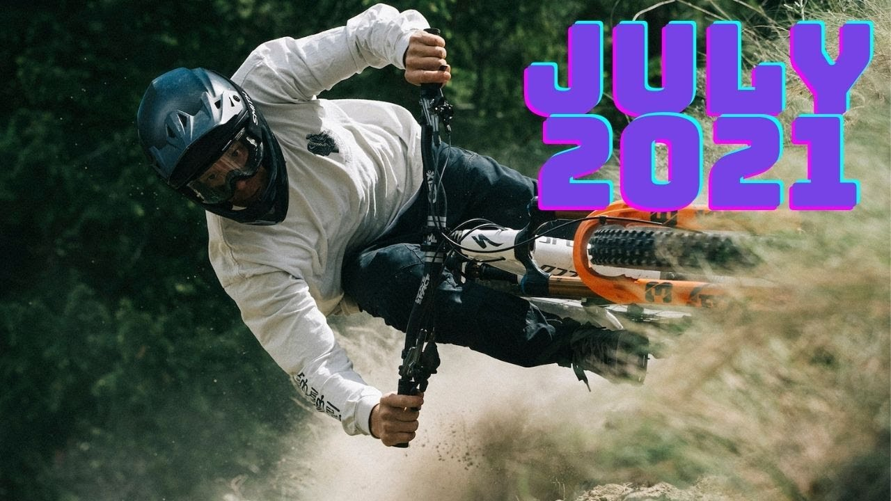 Downhill & Freeride: Best Moments Of July 2021