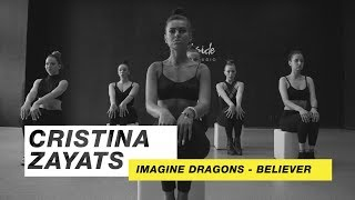 Imagine Dragons - Believer | Choreography by Cristina Zayats | D.Side Dance Studio