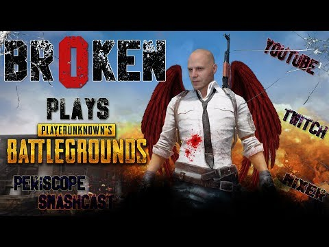Help This Loser Pay His Rent Donate @ https://streamlabs.com/br0ken PlayerUnknown's Battlegrounds