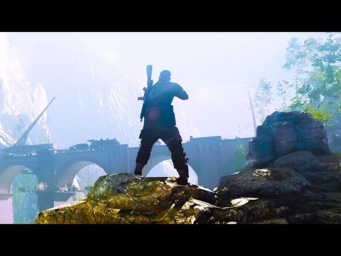 Top 10 Upcoming THIRD PERSON SHOOTERS in 2016/2017