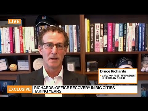 Marathon's Richards Sees Opportunity in Distressed Assets