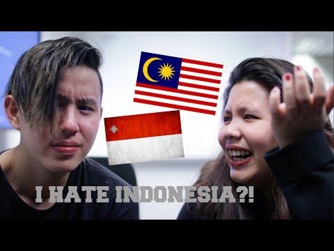 WHAT MALAYSIAN THINKS OF INDONESIA! (Pendapat orang Malaysia tentang Indonesia)