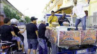 capodrise music festival 2009_comunità senegalese caserta