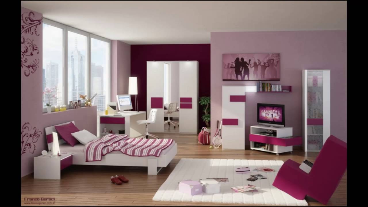 Modern And Fancy Teenage Room Designs By Young Interior Designers Marvelous Teen Bedroom Design Deco