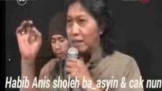Penjelasan Cak Nun Tentang Nur Muhammad Dan Mencari Mahluk Yang Paling Jelek