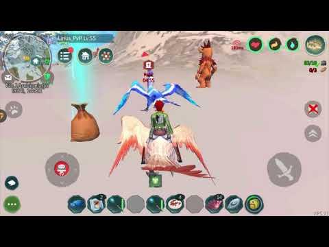 Game 3D Utopia Origin: 2 Location + Feed Recipe Of Northrend Hornbill Ice Bird Level 1