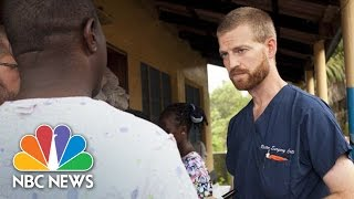 American Ebola Victim Shows Improvement | NBC News