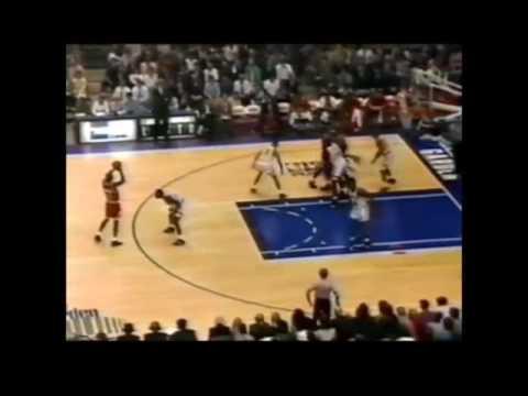 Michael Jordan Travels TWICE on One Play