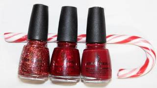 top holiday nail polishes 2011