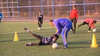 Школа воротарів у Чернівцях