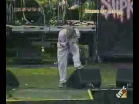Slipknot  Eyeless  at Gods of Metal 2000