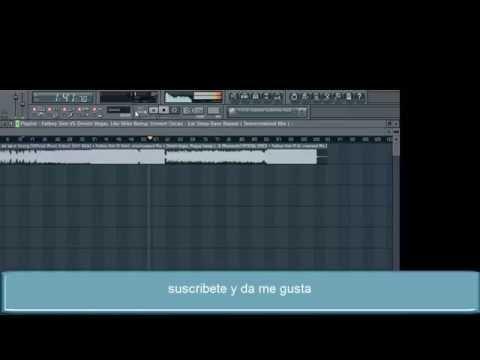 como mezclar canciones en fl studio 11