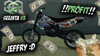 SeeMTA V3 - Így kerestem több, mint 400.000$-t egy motoron!