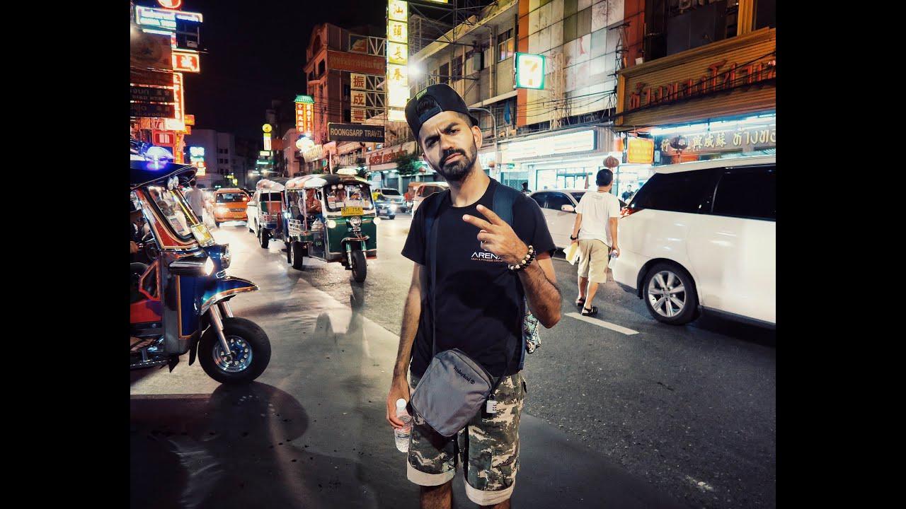 يوم كامل في بانكوك!! #شارع جهنم #24