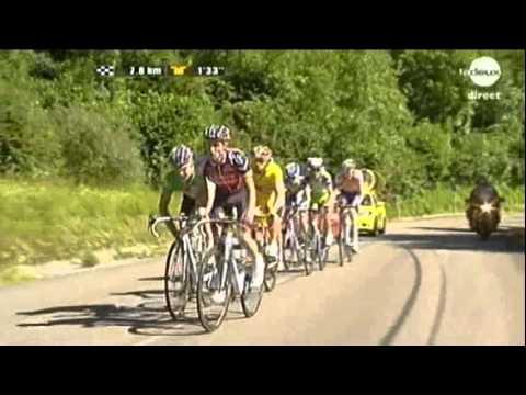 Critérium du Dauphiné Libéré 2009 - Col de la Madeleine