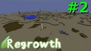 【Minecraft】この荒廃した大地を緑地にするPart2【ゆっくり実況】r…