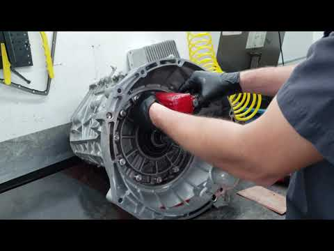 Complete 10r80 Teardown at Power by the hour