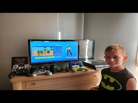 My Son's Reaction To Me Gifting Him The Season 10 Battle Pass! (GIFTING THE SEASON X BATTLE PASS)