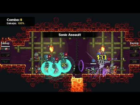 Monster Sanctuary II VS Alchemist 4 |