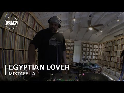 Mixtape LA: Egyptian Lover Mp3