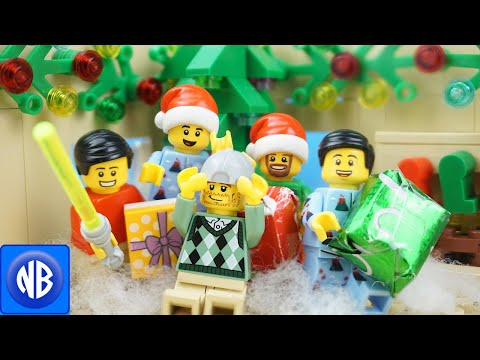 LEGO Dude Perfect Christmas Stereotypes