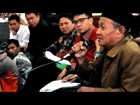 Syafrudin Budiman Caleg Bersih Dan Menolak Disuap 2 Milyar (Pilkada Jatim)