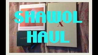 Jonghyun (SHINee) Goods Haul | Jonghyun's Ring, Album, Photobook and more