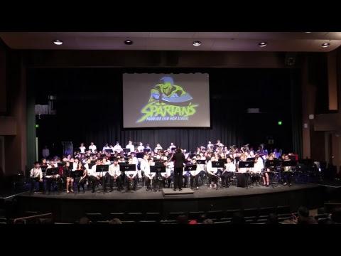 Mountain View High School - Band Bash! - Performance