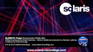 Peter Hulsmans - Pulse (Forerunners White Mix)