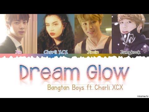 BTS (방탄소년단) - 'Dream Glow' (ft. Charli XCX) Lyrics [Color Coded Han_Rom_Eng] #BTSWORLD_OST