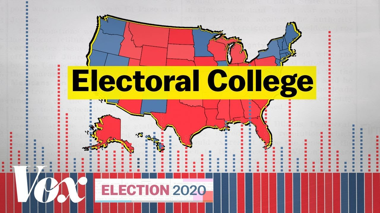 How many electoral votes does each state get for presidential ...