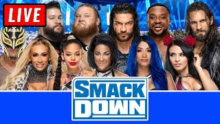 🔴 WWE Smackdown Live Stream 30th October 2020 - Full Show Live Reactions