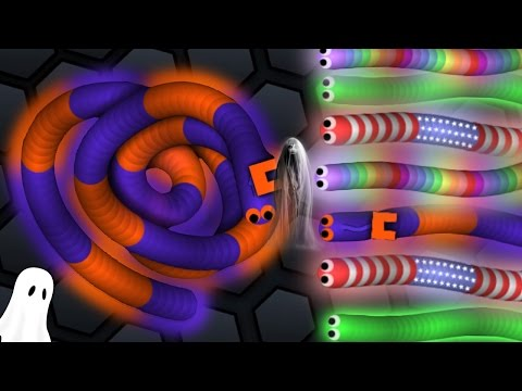 WHAT WILL HAPPEN IF YOU WILL PLAY SLITHER.IO AT 3:00 A.M.