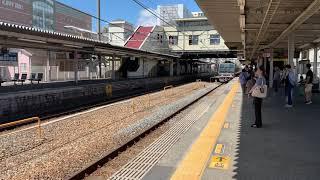 JR西日本207系T30編成+S60編成(網干総合車両所、明石支所)。