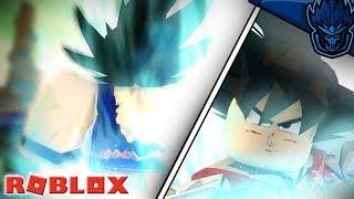 JIREN VS GOKU in Roblox | Dragon Ball Z Rage | iBeMaine