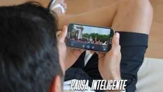 Samsung Galaxy S 4, pausa inteligente (Smart Pause)