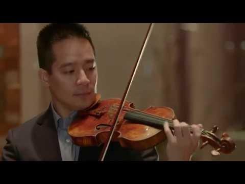 Hubay Carmen Fantasie - performed by Elbert Tsai