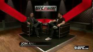 Ultimate Insider: Michael Bisping - Interview with Jon Anik